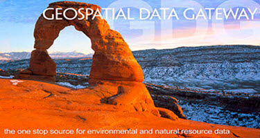 The Geospatial Data Gateway Gdg Provides Access To A Map Library Of Over 100 High Resolution Vector And Raster Layers In The Geospatial Data Warehouse